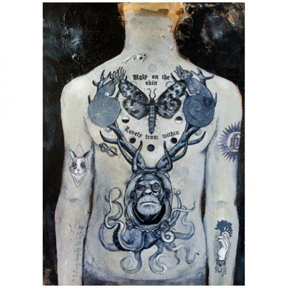 Piešiniai ant kūno II