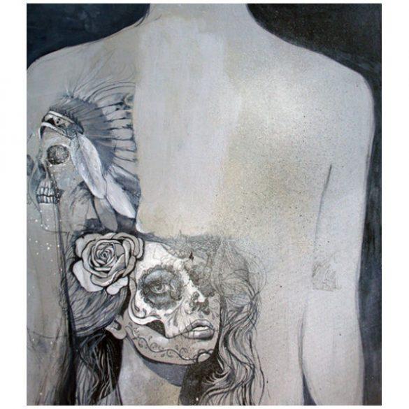 Piešiniai ant kūno III
