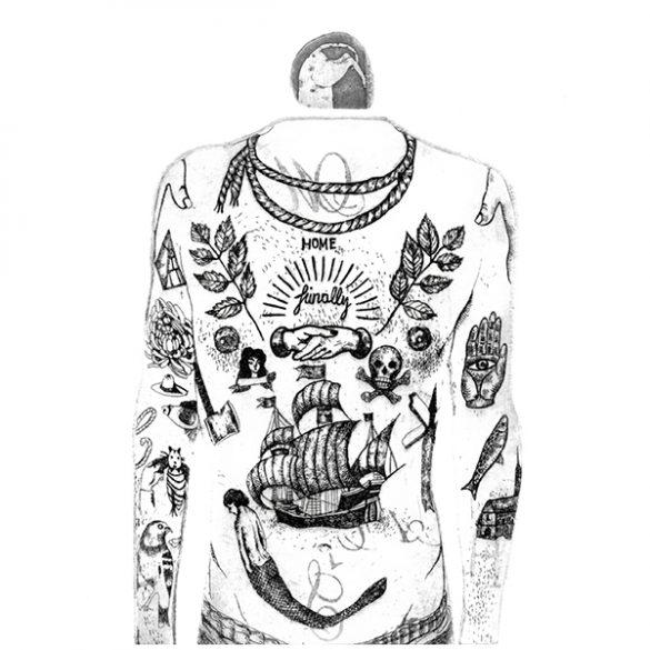 Tatuiruotas kūnas